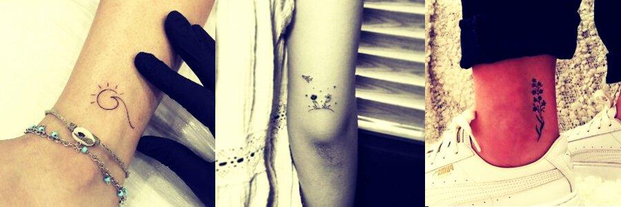 Tatuajes pequeños y minimalistas