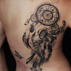 tattoo atrapasueños