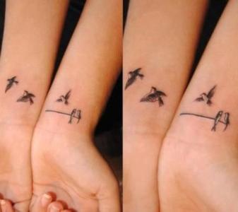tatuajes de la amistad