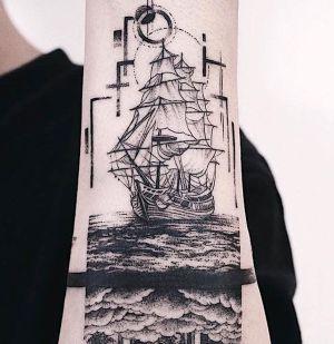 tatuaje de braco para hombre