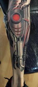 los mejores tatuajes biomecanicos