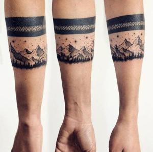 tattoo antebrazo
