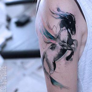tattoo de caballo