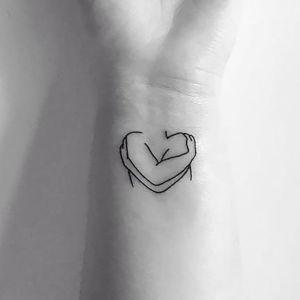tatuaje de amor para mujer