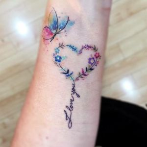 tatuajes hermosos de amor