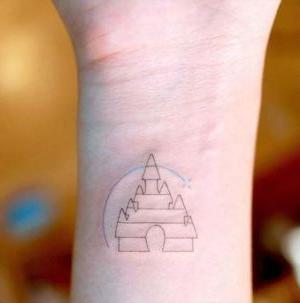 tatuajes disney para chicas