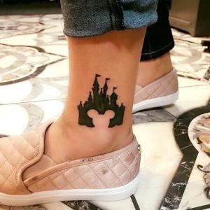 tatuajes disney para mujeres