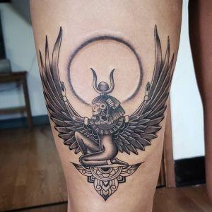 tatuajes bonitos egipcios