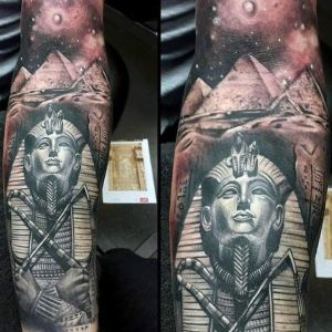 tatuajes egipcios chulos