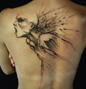 tatto espalda