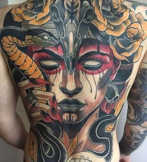 tattoo espalda