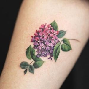 los tatuajes mas chulos de flores