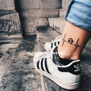 tattoo de futbol