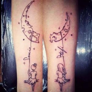 tatuajes para hacerse entre hermanos