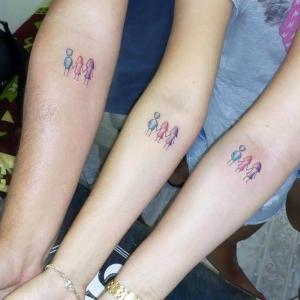 Tatuajes para Parejas 🥇 De AMOR y AMISTAD