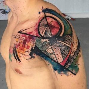 foto de tatuaje para hombre