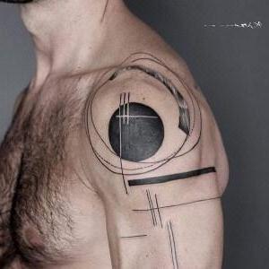 tattoos chulos en el hombro