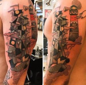 los tatuajes mas chulos para hombres en el brazo