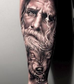 tattoo brazo para hombre