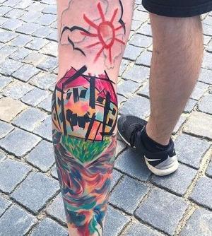 los tatuajes mas sorprendentes