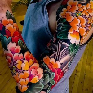 tatuaje japones irezumi