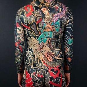 tatuajes japoneses irezumi