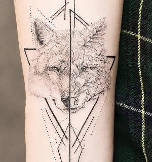 tattoo lobo