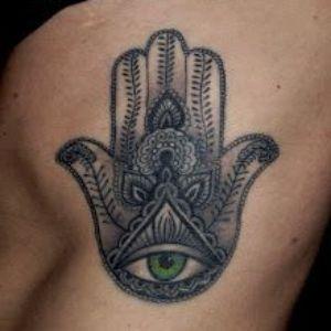 tatuajes lindos de mano de fatima