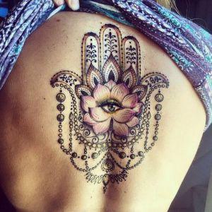 tatuajes para mujeres de mano de fatima
