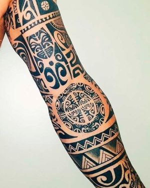 los mejores tatuajes maories