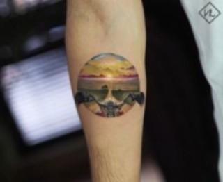 los mejores tatuajes de motos