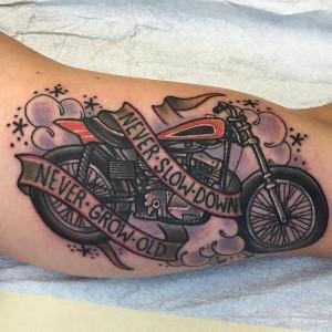 los tatuajes mas chulos de motos