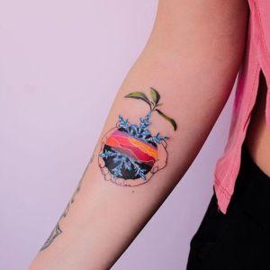 tatuaje para mujeres con significado brazo