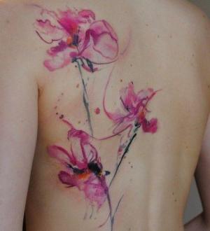espalda tattoo