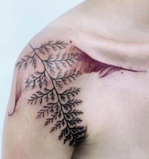 tatuajes en el hombro originales