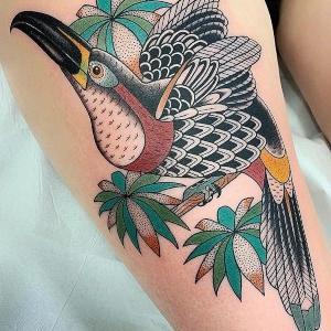 los tatuajes mas chidos en las piernas