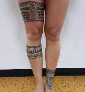 tatuaje etnico