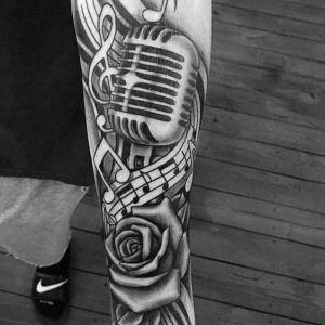 tatu de musica
