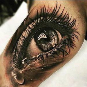 tatuaje de ojos