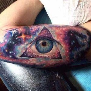 tatuajes de ojos chidos