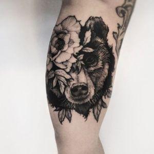tatuaje de osos