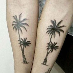 tatuaje de palmera con significado