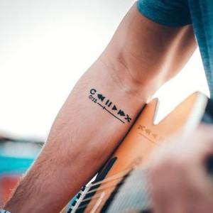 imagen de tatuaje pequeño