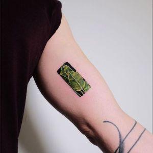 tatuaje pequeño chico