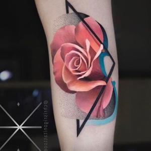 los mejores diseños para tatuajes de rosas