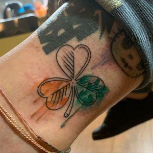 tatuajes de trebol originales